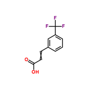 3-(trifluoromethyl)cinnamic acid