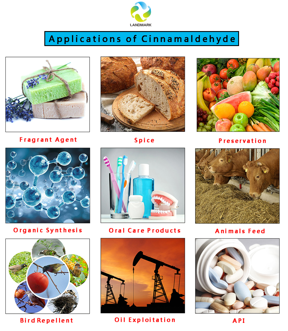 applications of cinnamaldehyde-1