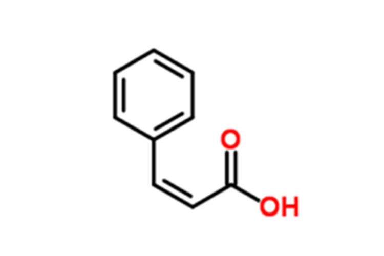 Cinnamic acid is a known Allelochemical